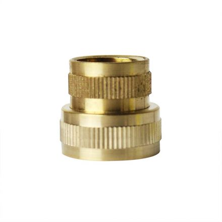Superior Electric 4400301 3/4 Inch Female GHT X 1/2 Inch FIP Swivel Fitting