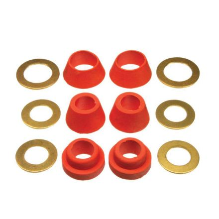 Superior Electric 4400587 Assorted Cone Washer Set