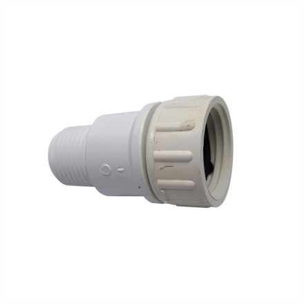 Superior Electric 4402311 3/4 Inch Female GHT X 1/2 Inch MIP Swivel Fitting