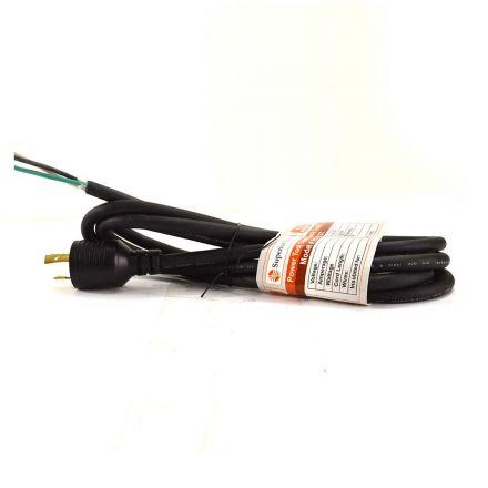 Superior Electric EC123T 9 Feet 12 AWG SJO 3 Wire 125 Volt NEMA L5-20P Electrical Cord – Twist Lock