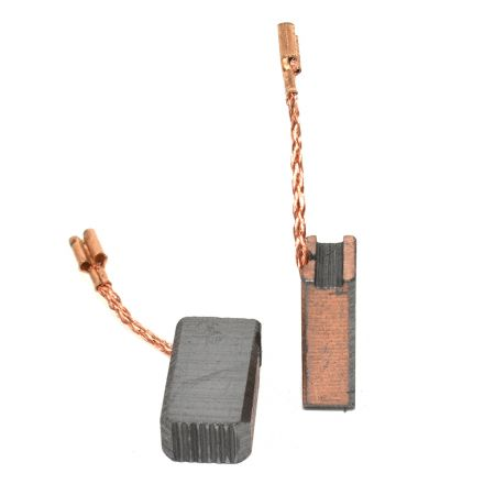 Superior Electric S72 Japanese Aftermarket Carbon Brush Set Replaces Bosch OE # 1607000V61