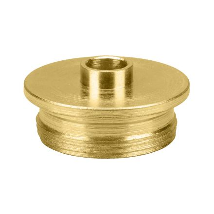 Superior Electric 19661 Brass Router Template Guide I.D. 11/32 Inch O.D. 7/16 Inch Replaces Porter Cable 42027