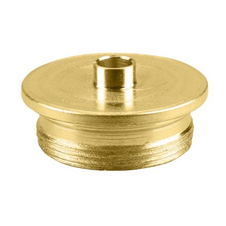 Superior Electric 19666 Brass Router Template Guide I.D. 1/4 Inch O.D. 5/16 Inch Replaces Porter Cable 42054