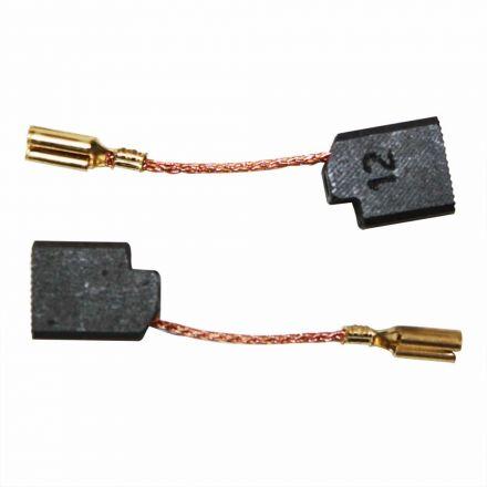 Superior Electric M73 Aftermarket German Graphite Carbon Brush Set Replaces Dewalt 636128-03 - With Auto Cut Off