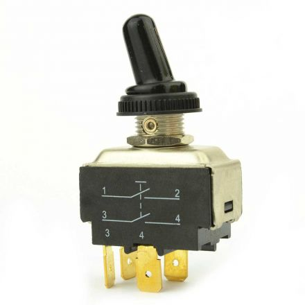 Superior Electric SW29E Aftermarket On-Off Toggle Switch Replaces DeWalt 5130221-00, Hubbell HBL21SP, MK Diamond 154310 & Emglo 5131519-00