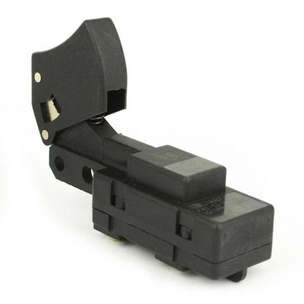 Superior Electric SW77L Aftermarket On-Off Trigger Switch with Lock For Skil HD77 & HD77M Replaces Skil 2610321608 & Ryobi 760245002