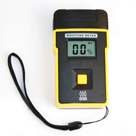 Superior Electric T2000 Pin Type Moisture Meter Range 5~45% Digital Display