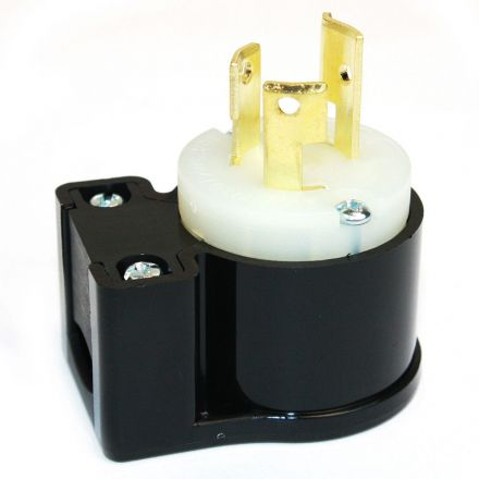 Superior Electric YGA020AT 15A 250V NEMA L6-15P Twist Lock Electrical Plug