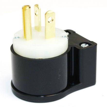 Superior Electric YGA021A 20A 125V NEMA 5-20P Straight Electrical Plug