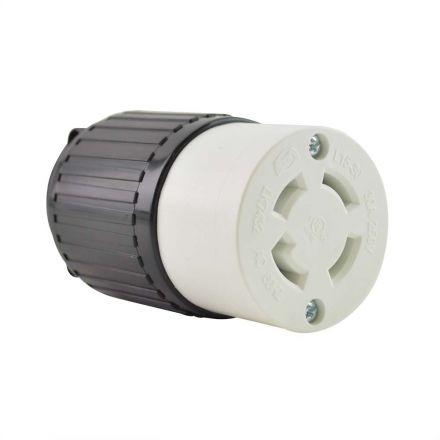 Superior Electric YGA030F Twist Lock Electrical Receptacle 4P 30A 250V - NEMA L15-30C